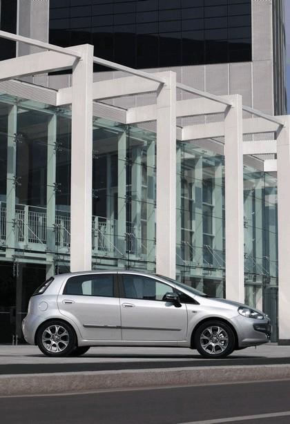 2009 Fiat Punto Evo 39