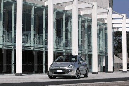 2009 Fiat Punto Evo 40