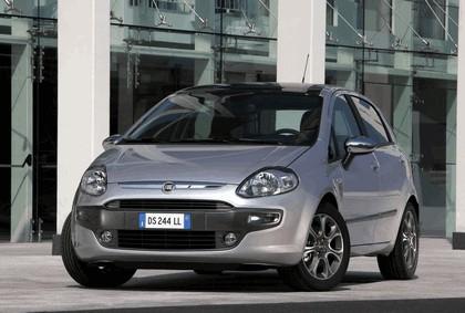 2009 Fiat Punto Evo 41