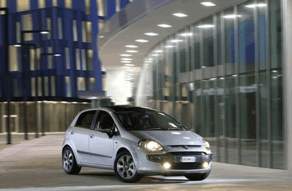 2009 Fiat Punto Evo 43