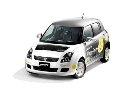 2009 Suzuki Swift Plug-in hybrid 1