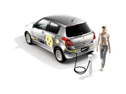 2009 Suzuki Swift Plug-in hybrid 2