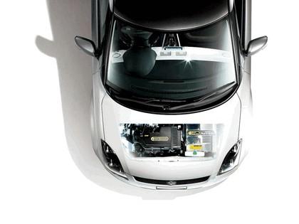 2009 Suzuki Swift Plug-in hybrid 3