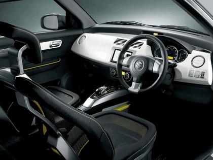 2009 Suzuki Swift Plug-in hybrid 4