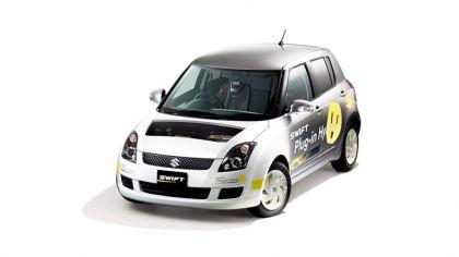 2009 Suzuki Swift Plug-in hybrid 6