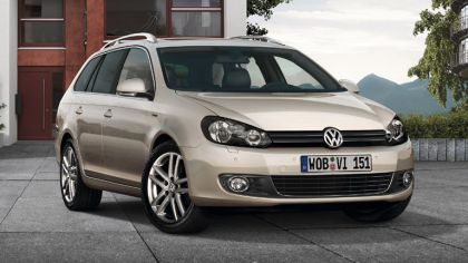2009 Volkswagen Golf Variant Exclusive 9