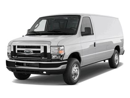 2007 Ford E-150 Cargo Van 1