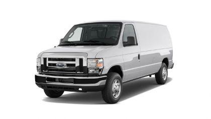 2007 Ford E-150 Cargo Van 8