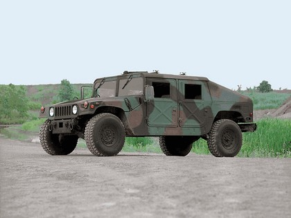 1984 Hummer HMMWV 18