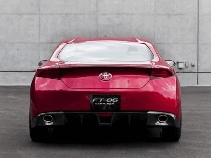 2009 Toyota FT-86 concept 9