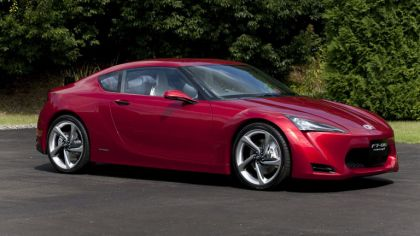 2009 Toyota FT-86 concept 9