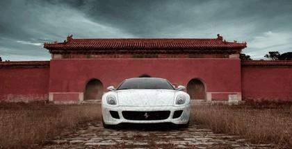 2009 Ferrari 599 GTB Fiorano China Limited Edition 4