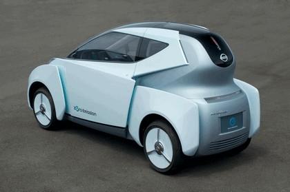 2009 Nissan Land Glider concept 6