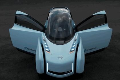 2009 Nissan Land Glider concept 11