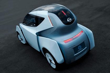 2009 Nissan Land Glider concept 12