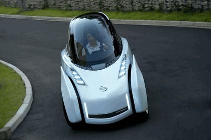 2009 Nissan Land Glider concept 15