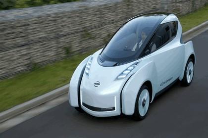 2009 Nissan Land Glider concept 16