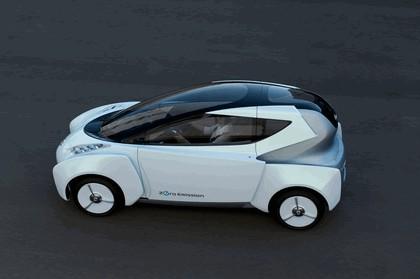 2009 Nissan Land Glider concept 20