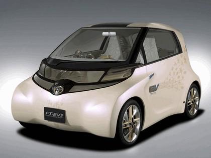 2009 Toyota FT-EV II concept 1