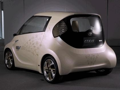 2009 Toyota FT-EV II concept 3