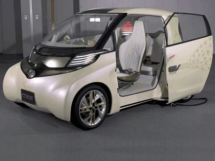 2009 Toyota FT-EV II concept 6