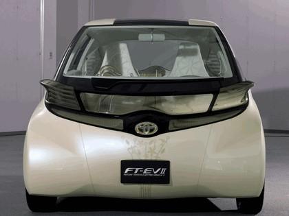 2009 Toyota FT-EV II concept 7