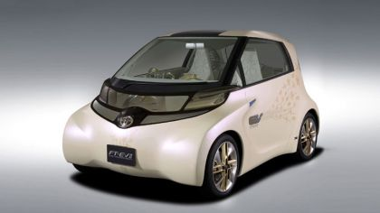 2009 Toyota FT-EV II concept 9