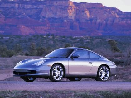 2004 Porsche 911 Carrera 4