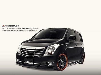 2009 Suzuki Wagon-R by DAMD 1