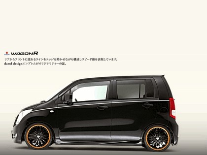 2009 Suzuki Wagon-R by DAMD 3