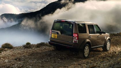 2010 Land Rover LR4 2