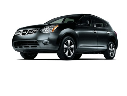 2010 Nissan Rogue 1