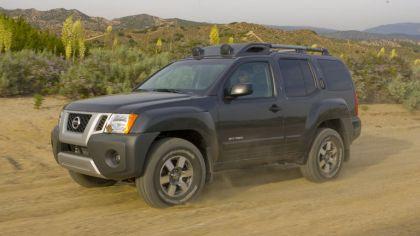2010 Nissan Xterra 8
