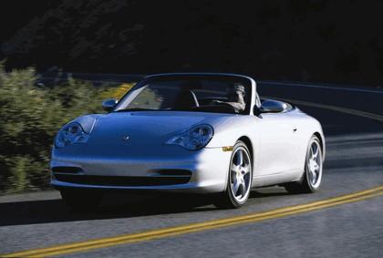 2004 Porsche 911 Carrera cabriolet 3