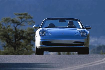 2004 Porsche 911 Carrera cabriolet 4
