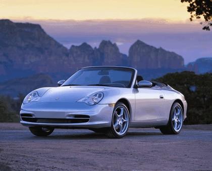 2004 Porsche 911 Carrera cabriolet 5