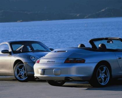 2004 Porsche 911 Carrera cabriolet 8