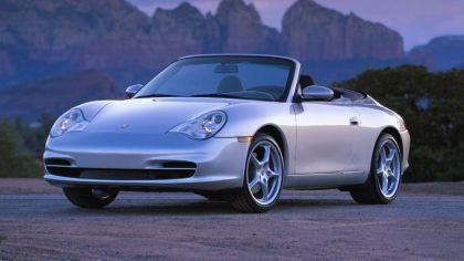 2004 Porsche 911 Carrera cabriolet 1