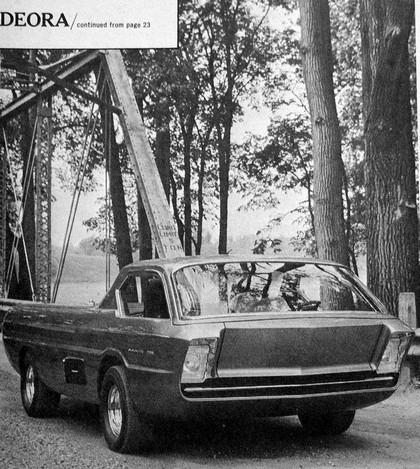 1967 Dodge Deora 36