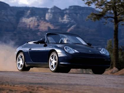 2004 Porsche 911 Carrera 4 cabriolet 4