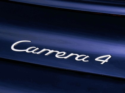 2004 Porsche 911 Carrera 4 cabriolet 9