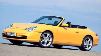 2004 Porsche 911 Carrera 4 cabriolet 2