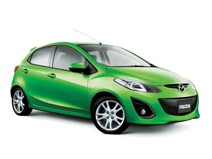 2009 Mazda 2 - Thailandese version 1