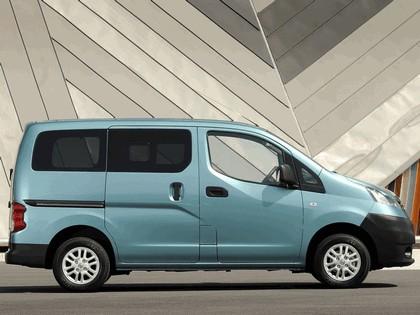 2009 Nissan NV200 Vanette Van GX 12