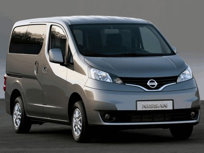 2009 Nissan NV200 Vanette Van GX 13