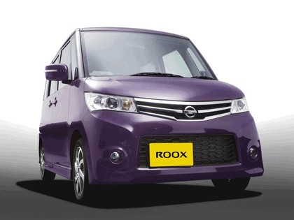 2009 Nissan Roox 1