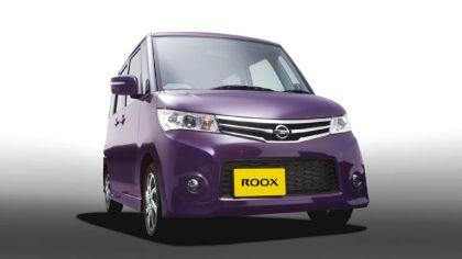 2009 Nissan Roox 8