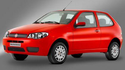 2009 Fiat Palio Fire Economy 3 door 9