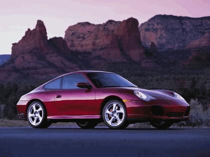 2004 Porsche 911 Carrera 4S 4
