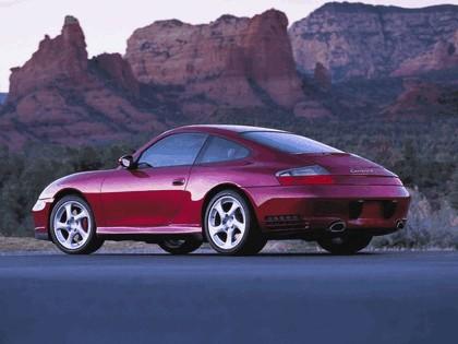 2004 Porsche 911 Carrera 4S 6